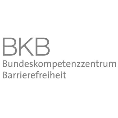 Referenzen-Logo-Bundeskompetenzzentrum-Barrierefreiheit-Monochrom