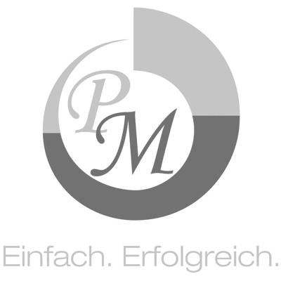 Referenzen-Logo-PM-International-Monochrom